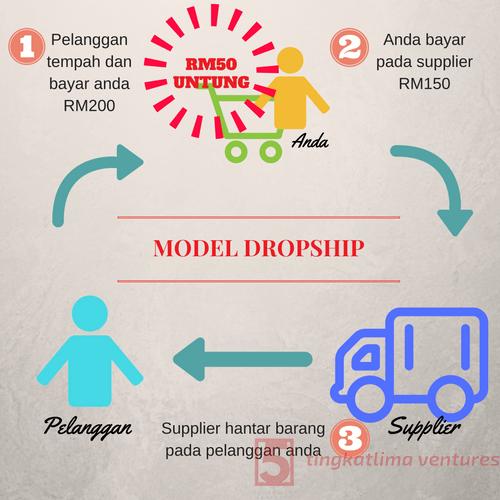 model_dropship
