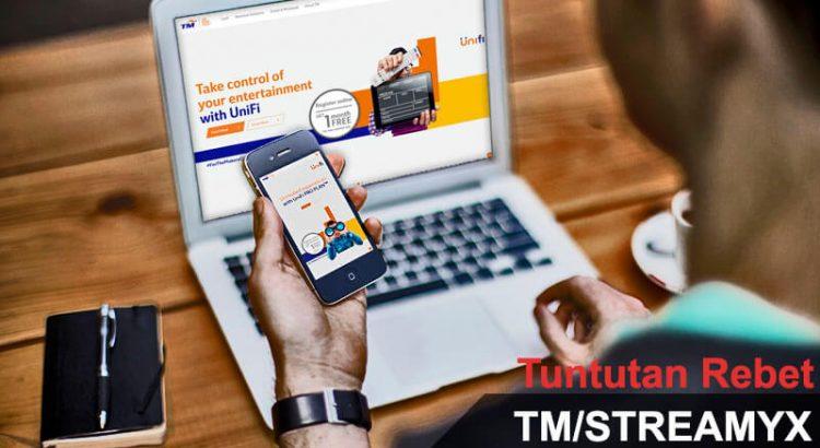 Rebet TM Streamyx - Panduan Tuntutan Rebet Live Chat 1