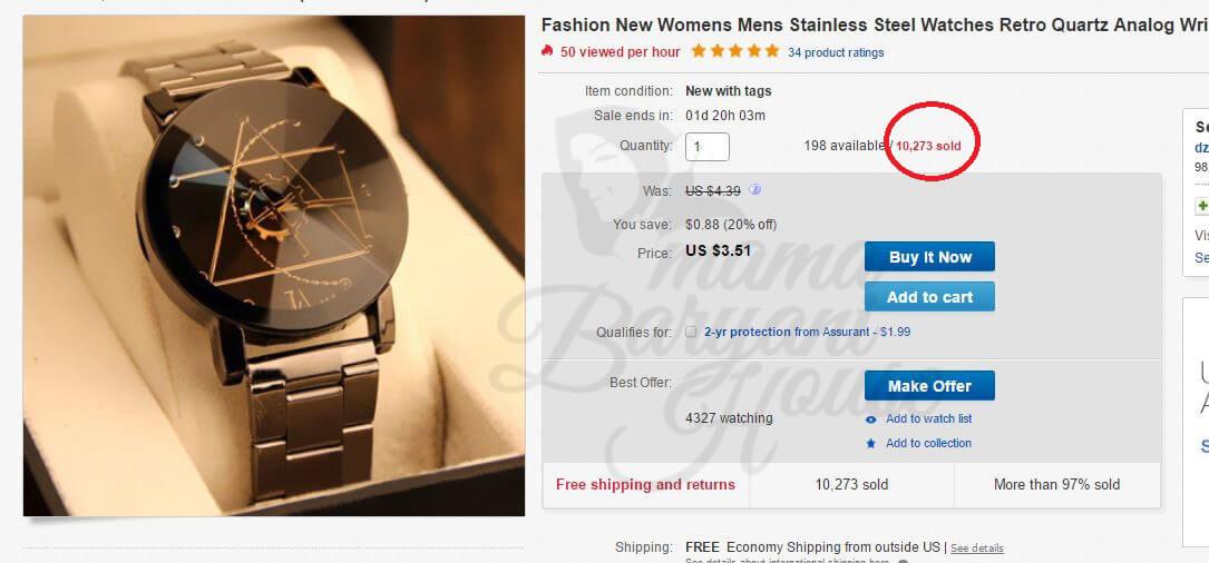 7 Jenis Barang yang Terjual di ebay Setiap 10 Saat 4