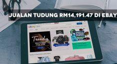 Jualan Tudung RM14,191.47 di eBay 9