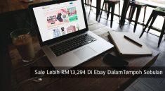Bagaimana Lelaki Ini Berjaya Buat Sale Lebih RM13,294 Di Ebay Dalam Tempoh Kurang Sebulan Dengan 100% Teknik Dropship! 4