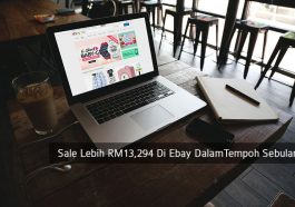 Bagaimana Lelaki Ini Berjaya Buat Sale Lebih RM13,294 Di Ebay Dalam Tempoh Kurang Sebulan Dengan 100% Teknik Dropship! 6