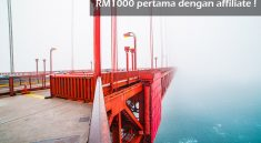 RM1000 pertama dengan affiliate ! 3